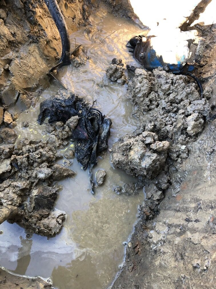 goose creek leak detection