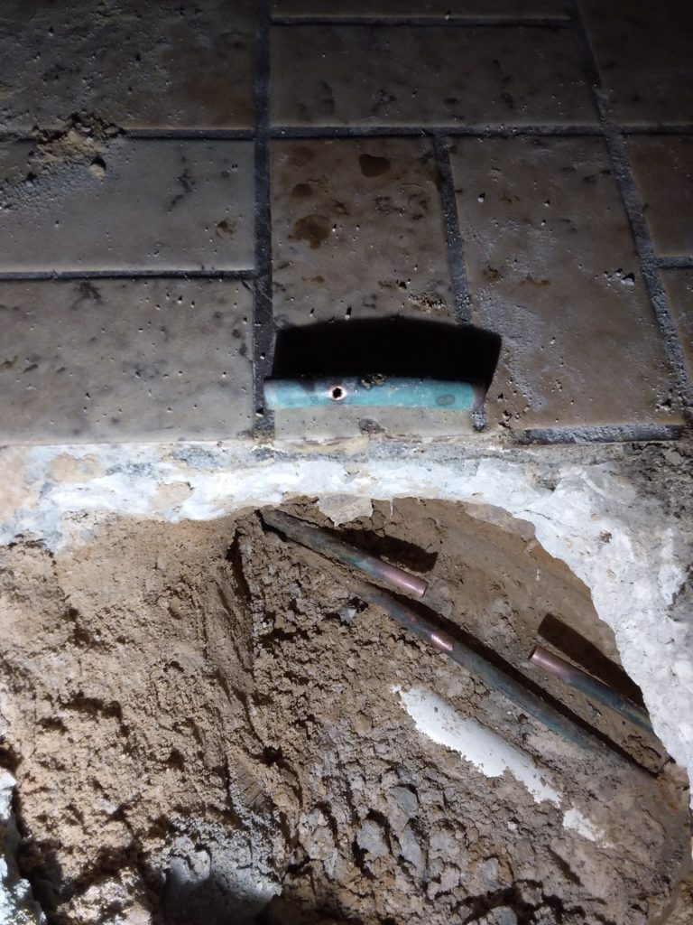 Charleston leak detection and repair